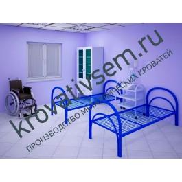 Металлическая кровать УК1