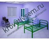 Металлическая кровать CБУ-1