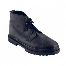 Ботинки юфть-кирза