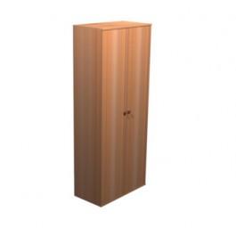 ШДО-2 Шкаф для одежды с полкой и выдвижной штангой