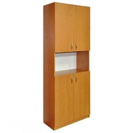 ШДО-6 Шкаф для документов четырехдверный с нишей