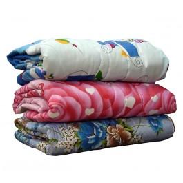 Одеяло холлофайбер 140см на 205см