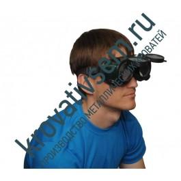 Очки защитные закрытого типа ADMIRAL
